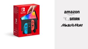 Nintendo Switch OLED: Konsole jetzt bei Amazon, Media Markt und Saturn©Nintendo, Amazon, Saturn, Media Markt