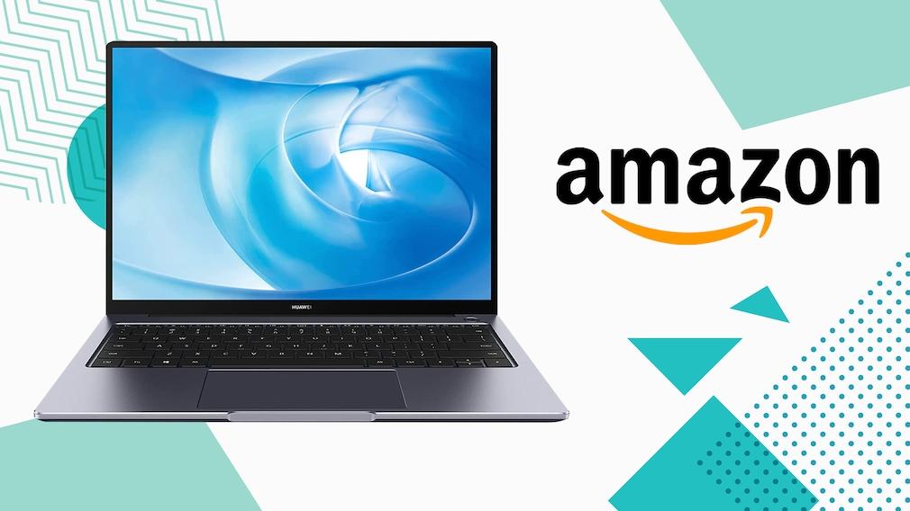 Kompaktes Notebook bei Amazon: Huawei MateBook starke 130 Euro reduziert!