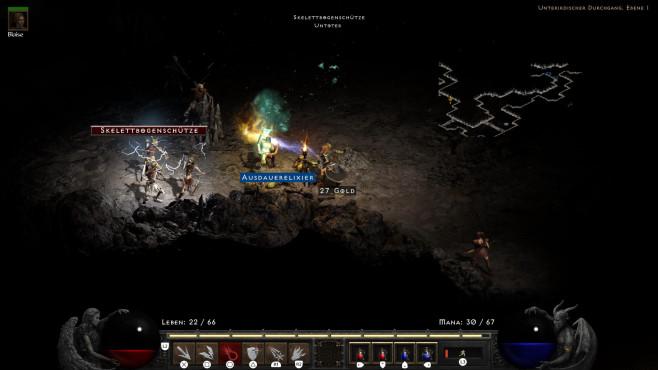 Diablo 2 – Resurrected©Blizzard Entertainment / Medienagentur plassma