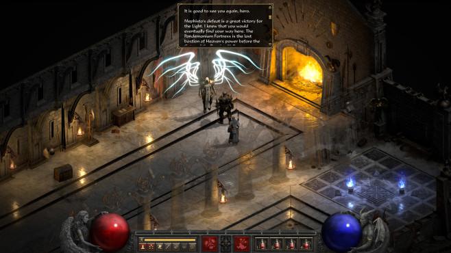 Diablo 2 – Resurrected©Blizzard Entertainment