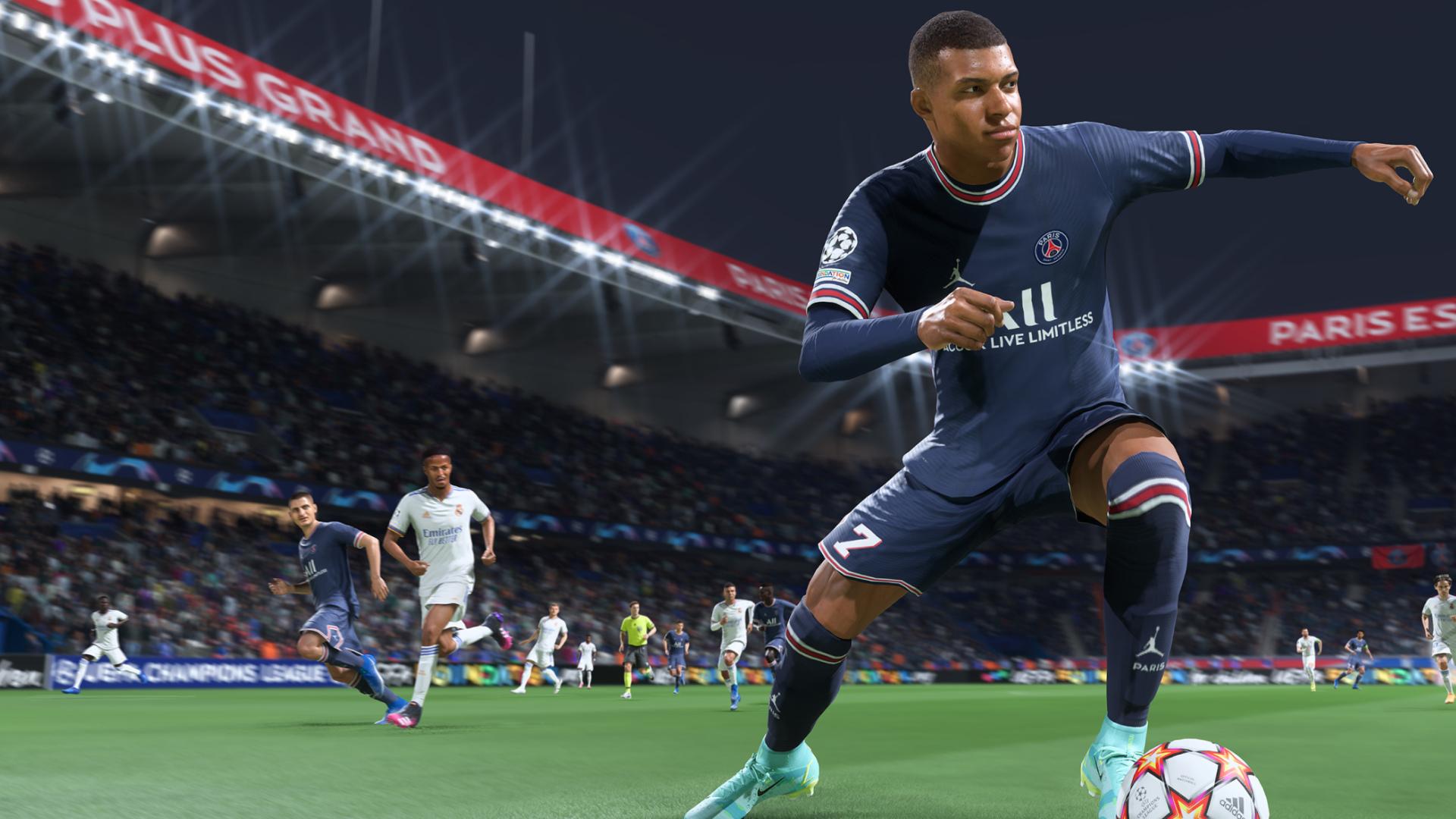 FIFA 22 im Test: Vorteil Next-Gen-Konsolen!
