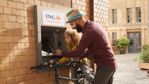 ING: Bankautomat©ING