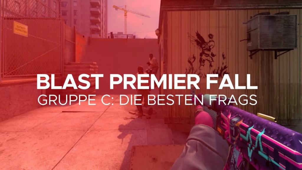 Blast Premier Fall Gruppe C 2021