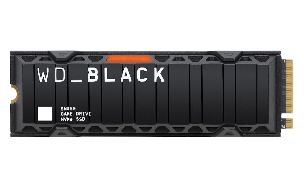 WD_Black SN850 mit Heatsink: Die ideale SSD für die PS5? Die WD_Black SN850 mit Heatsink ist eine gute SSD zum aufrüsten der PS5. Aber sie ist teuer!