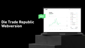 Trade Republic: Webversion©Trade Republic