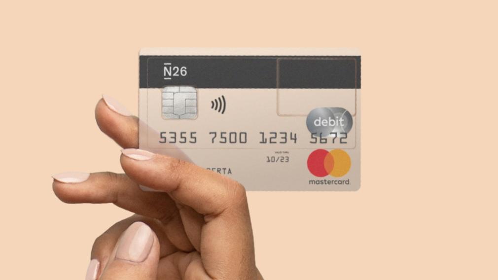 N26: Bankkarte©N26
