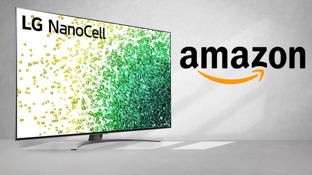 Amazon-Angebot: Schlanker Smart-TV von LG mit 50 Zoll für unter 700 Euro!