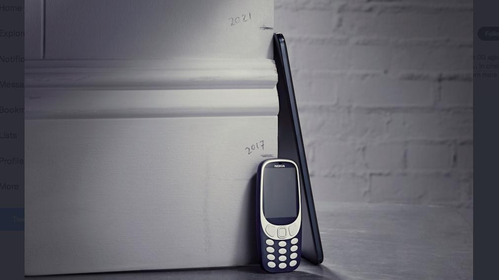 Nokia: Tablet-Teaser