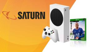 Xbox-Bundle bei Saturn: Series S plus FIFA 22 für unter 300 Euro sichern©iStock.com/vladwel, Xbox, Saturn