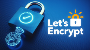 Let's Encrypt©Let's Encrypt, iStock.com/matejmo