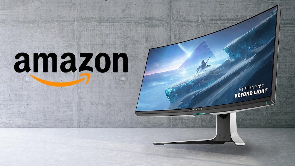 Amazon-Kracher: Gigantischer Gaming-Monitor von Dell 15 Prozent gesenkt