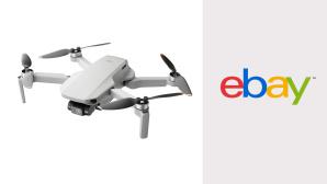 """Ebay-Angebot: Die DJI Mini 2 in der """"Fly More Combo""""-Version ist derzeit deutlich reduziert©Ebay, DJI"""