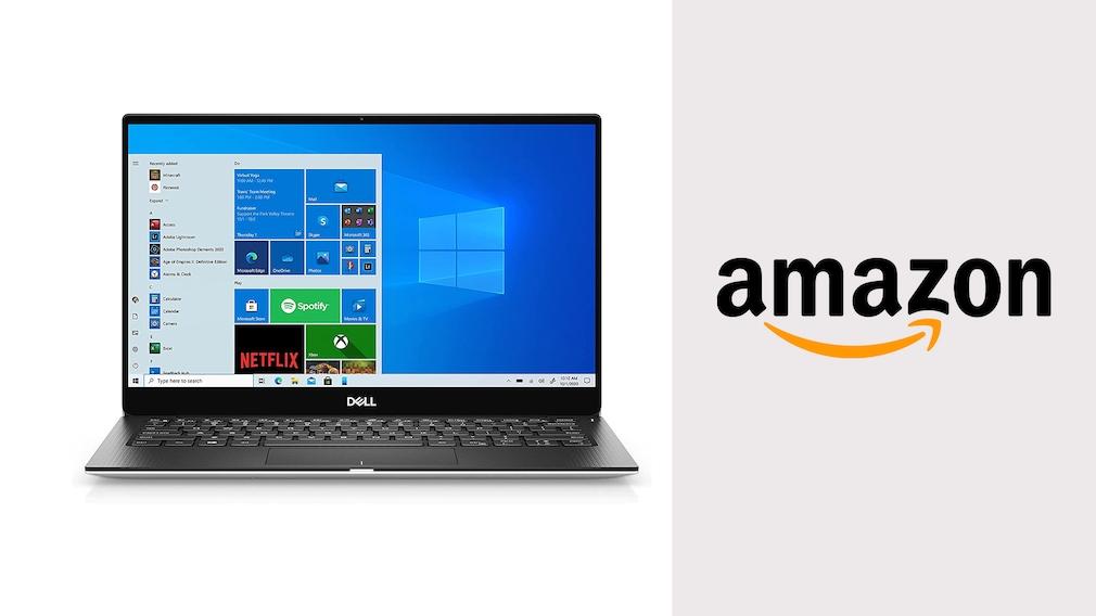 Aktuelles Dell-Notebook für unter 900 Euro bei Amazon kaufen