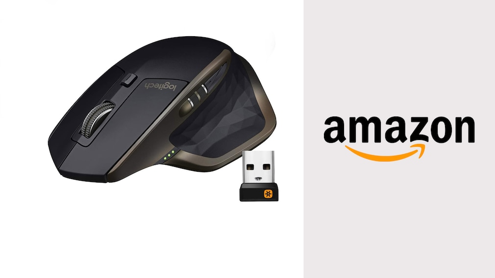 Gute Logitech-Maus jetzt 38 Prozent günstiger bei Amazon