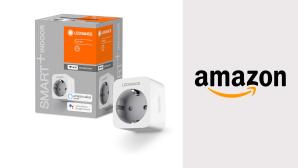 Amazon: Smarte Steckdose Ledvance Smart+ im Viererpack für unter 20 Euro!©Amazon, Ledvance