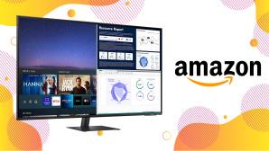 Cleverer Smart Monitor von Samsung f�r rund 530 Euro bei Amazon©iStock.com/Ajwad Creative, Amazon, Samsung