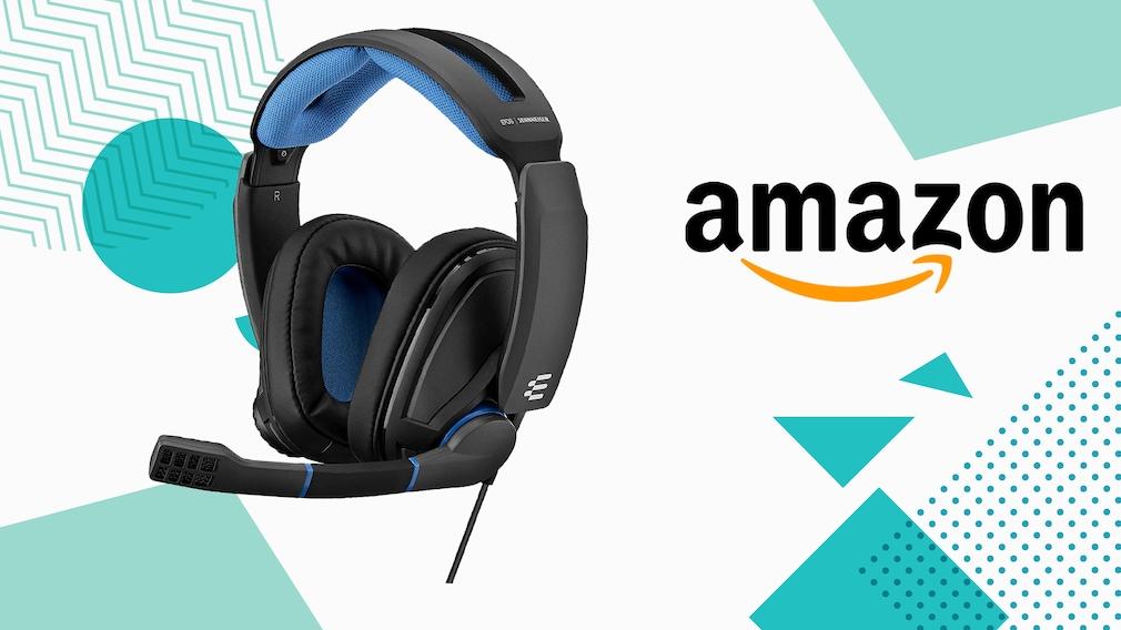 Epos-Sennheiser-Headset jetzt für unter 60 Euro bei Amazon im Angebot