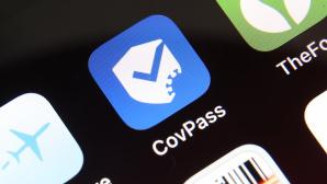 App-Icon der CovPass-App?©Sean Gallup/Getty Images