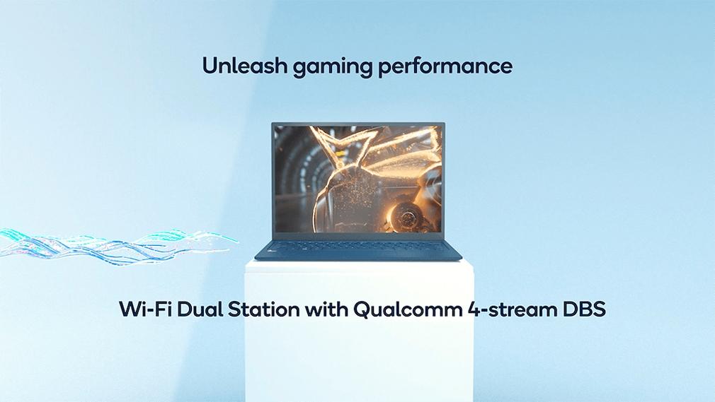 Qualcomm Wi-Fi Dual Station