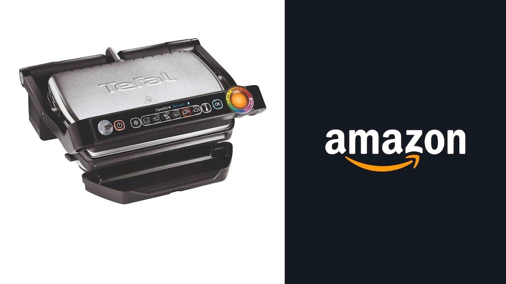 Amazon-Angebot: Tefal-Kontaktgrill für weniger als 120 Euro!