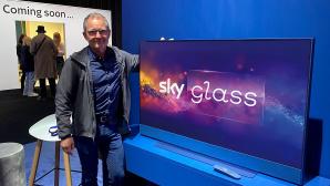 Sky Glass: Dieser Smart-TV k�nnte das Fernsehen revolutionieren.©COMPUTER BILD
