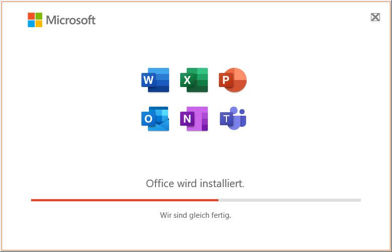 Screenshot 1 - Microsoft Office Professional 2021