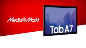 Media Markt: Samsung-Tablet Galaxy Tab A7 f�r unter 180 Euro©Media Markt, Samsung