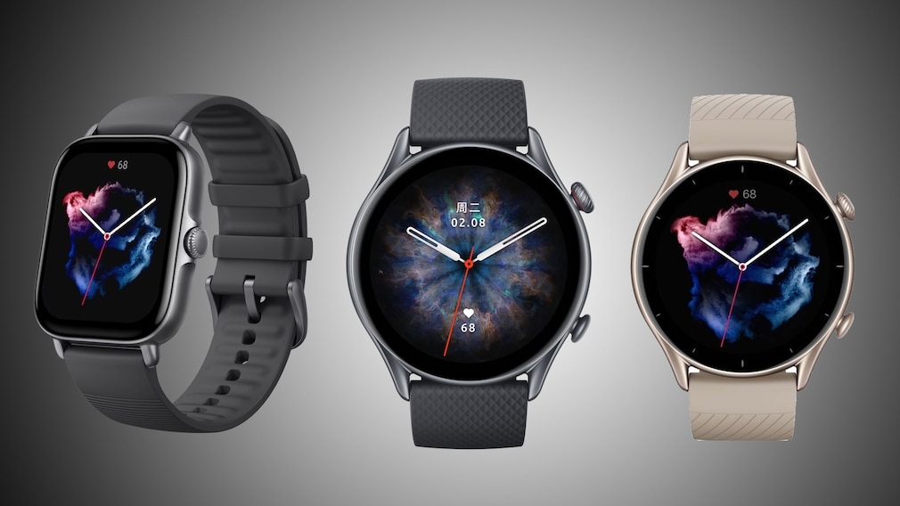 Amazfit: Smartwatches