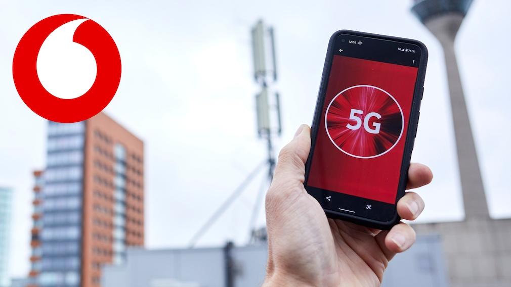 Vodafone Red M günstiger als beim Provider!