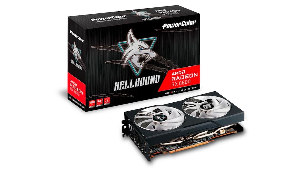 Radeon RX 6600: Test