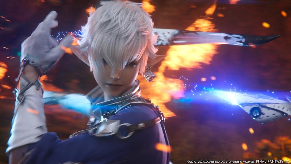 Final Fantasy XIV Endwalker Alphinaud