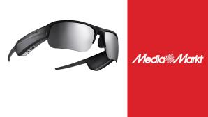 Media Markt: Audio-Sonnenbrille von Bose für unter 190 Euro©Media Markt