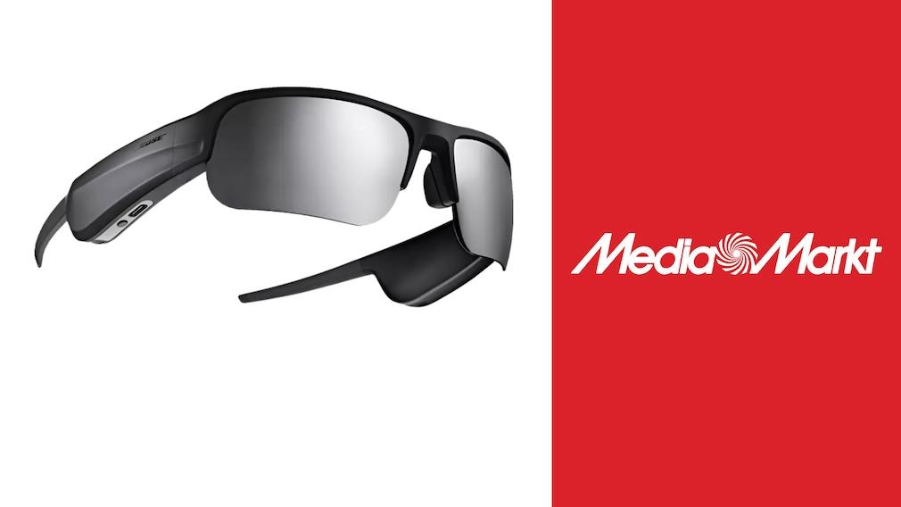 Media Markt: Audio-Sonnenbrille von Bose für unter 190 Euro