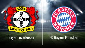 Leverkusen –Bayern live sehen©iStock.com/efks, FC Bayern München, Bayer 04 Lerverkusen