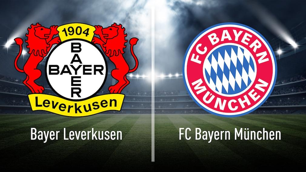 Leverkusen –Bayern live sehen