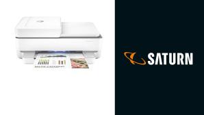 Saturn-Angebot: Multifunktionsdrucker von HP für knapp 120 Euro sichern©Saturn