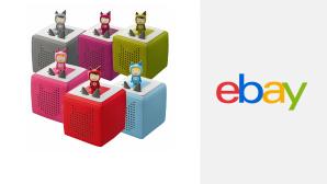 Ebay-Deal: Jetzt Tonie-Starterbox zum Sparpreis sichern©Ebay