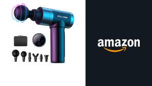 Amazon-Angebot: Eine Muskelpistole von Milcea sichern Sie sich derzeit zum Bestpreis©Amazon, Milcea