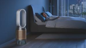 Purifier Humidify+Cool Formaldehyde im Schlafzimmer©Dyson