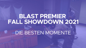 CS:GO Blast Premier Fall Showdown 2021©Valve / GLHF