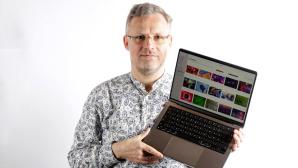 Apple MacBook Pro 14 Zoll 2021 im Praxis-Test©COMPUTER BILD