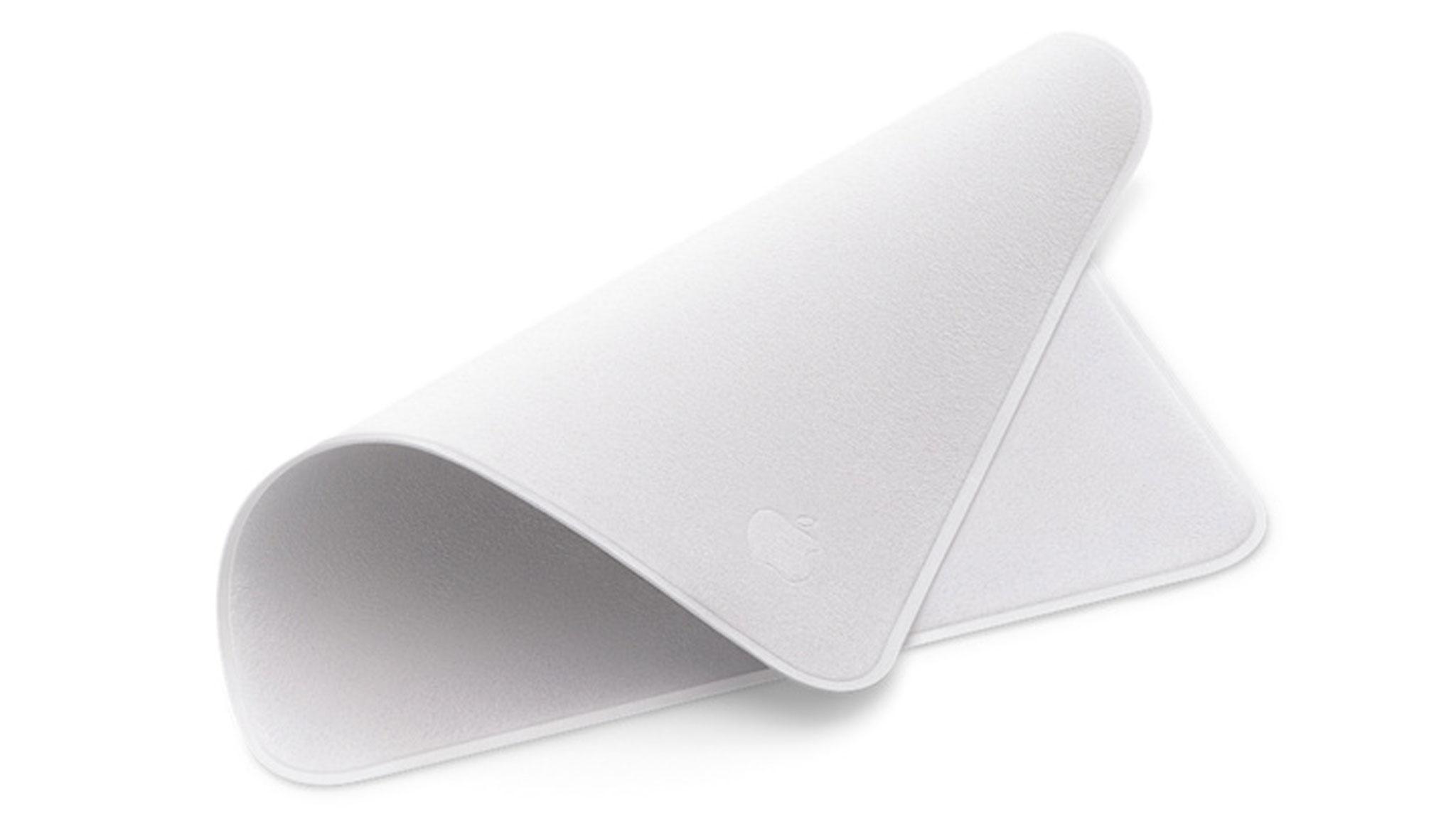 Passend zum neuen MacBook Pro: Apple verkauft hauseigenes Poliertuch