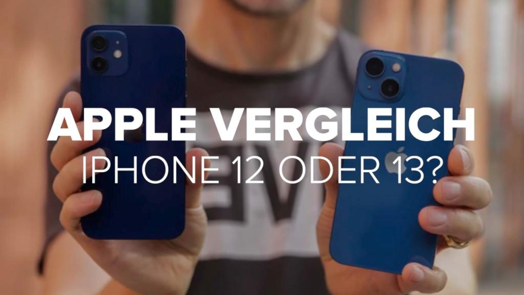iPhone 12 oder 13: Welches ist für wen die beste Wahl?