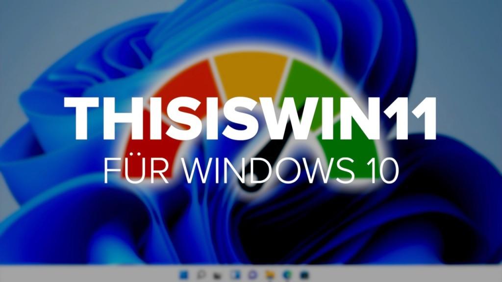 Windows 11: Tool macht Betriebssystem schneller