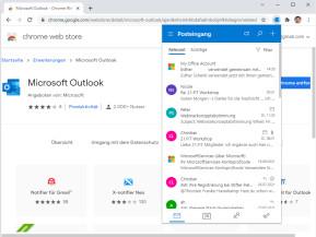 Outlook für Chrome