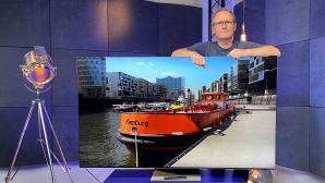 Samsung GQ65QN900A im Test: Einer der besten Fernseher �berhaupt.©COMPUTER BILD