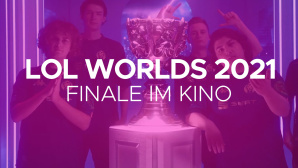 LoL World Finals 2021 Finale im Kino©GLHF Entertainment