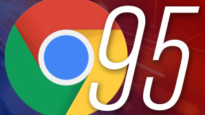 Google Chrome 95©Google