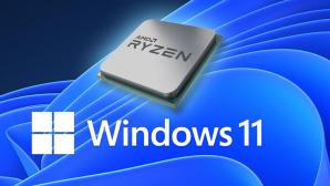 AMD Ryzen und Windows 11©AMD / Microsoft