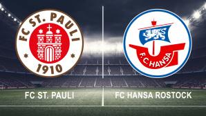 Logos im Stadion, FC St. Pauli Hansa Rostock Sportwetten, Tipps, Prognosen, Quoten©iStock.com/efks FC St. Pauli Hansa Rostock